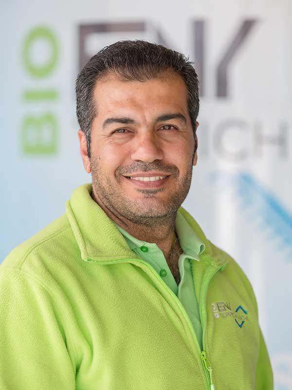 Nasir Hussein Teppichrestaurateur